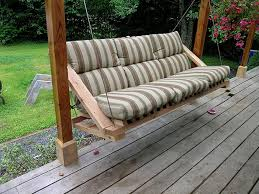 easier porch swing frame plans nice 12