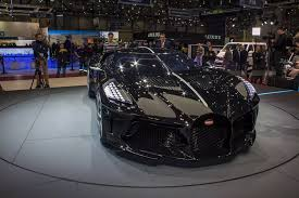 This rumor comes from marca and daily mail , who propose that ronaldo bought the $12.5 million hypercar. Did Cristiano Ronaldo Just Buy The Bugatti La Voiture Noire Top Speed