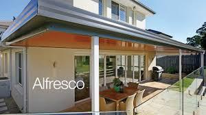 Enclosed Alfresco Designs How To Choose An Alfresco Design Hi Craft Home Improvements
