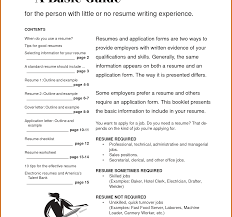 How To Write A Powerful Resume Sample Objectives For Resumes To Get Ideas How Make Bewitching 23