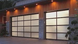 amarr garage doors replacement glass beautiful modern glass garage door home design