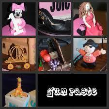 Sugar Paste Cake Decorating Pink Little Cake Fondant Vs Gum Paste