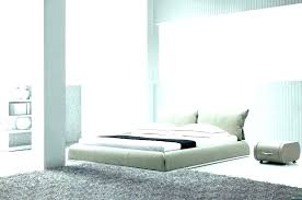 Low Bed Frames Queen Bed On Ground On The Ground Bed Frame Low Bed ...