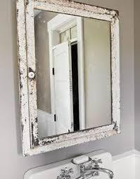 Mirror Design Ideas Best vintage bathroom cabinet with mirror