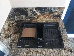 outdoor kitchen countertop adp surfaces in orlando florida