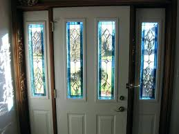 entry door glass inserts and frames door lite frame kit glass inserts trim replacement for medium