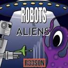 Robots vs. Aliens