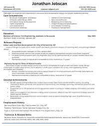 Free Law Enforcement Resume Example Writing Resume Kerja