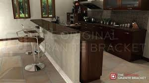 granite counter supports how to install support brackets the original granite bracket for counter top granite counter supports