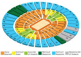Texas Basketball Seating Chart Ut Basketball Seating Chart Best Picture Of Chart Anyimage Org
