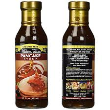 amazon walden farms calorie free pancake syrup 12 oz bottles 6 pack grocery gourmet food