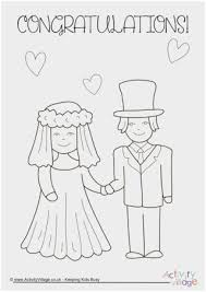 Wedding Coloring Book Pages Free Luxury Wedding Colouring Pages