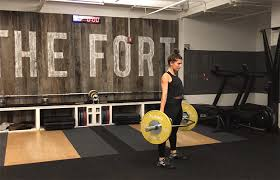 deadlift form gif 6 weightlifting exercises to build serious strength daily burn