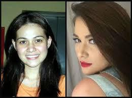 filipina actresses without makeup 2016 janineg bea