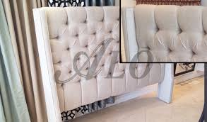 Diy Headboards Diy Tufted Headboard With Wings Alo Upholstery Youtube