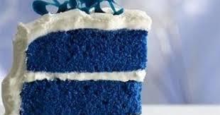 Blue Velvet Cake | Recipe | Boyfriend birthday, Velvet cake and ...