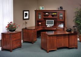 Decoration Wood fice Furniture With Elegant Wooden fice