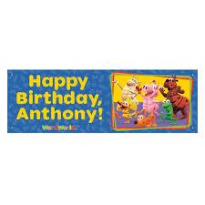 Word World Birthday Party Supplies Sante Blog