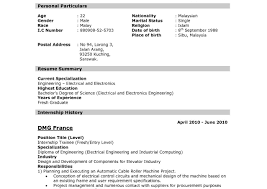 How To Do A Resume For Free Free Resume Templates For Microsoft Word Creating A Resume Template 17