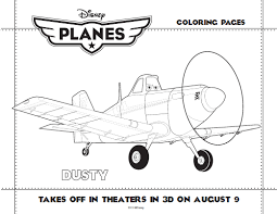 Small Picture Disney Planes Coloring Pages PdfKids Coloring Pages