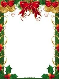 Christmas Backgrounds For Word Documents Free Christmas Border For Word Document Vectorborders Net