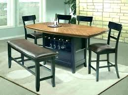 high top kitchen tables fascinating counter height sets the classic table island fas
