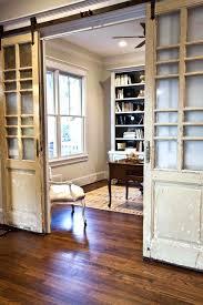 doors projects using vintage wood door stop