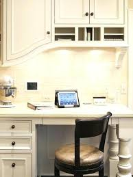 kitchen office nook. Kitchen Office Nook