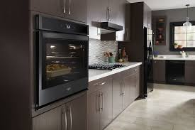 4 3 cu ft smart single wall oven