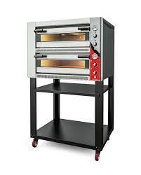 Venarro 6+6 Pizza Fırını Elektrikli 30cmx6+6 Pizza Kapasiteli DYP-6+6 -  Kariyermutfak