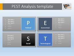 Pest Analysis Template Blog Archive Pest Analysis Template Tools4management