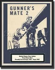Gunners Mate Militaria Ebay