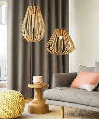 lighting wood. stockholm 1 light squat flair pendant in natural wood lights lighting p