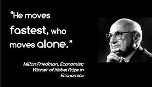 Milton Friedman Quotes Delectable Bootstrap Business 48 Great Milton Friedman Business Quotes