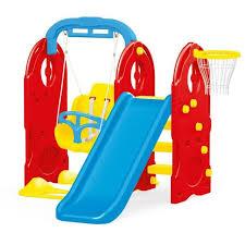 4 in 1 dolu garden kids playground