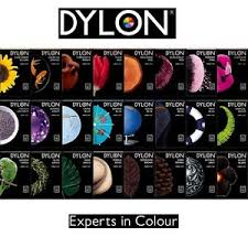 Dylon Dye Colour Chart Details About 2 X Dylon Machine Dye Wash Fabric Cotton Material 24 Fresh Colours Clothes New