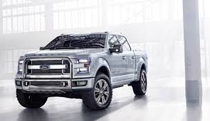 Ford Atlas Concept is the future vision for pickup trucks