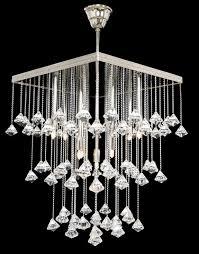 Deckenleuchter Tx324001009 Silber Art Jbc Moderne