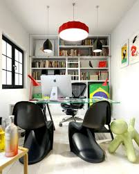 Home Office Designs: 5 Black Modern Chairs - Study