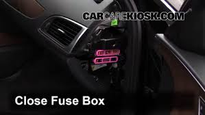 interior fuse box location 2012 2016 audi a6 quattro 2013 audi interior fuse box location 2012 2016 audi a6 quattro 2013 audi a6 quattro premium 3 0l v6 supercharged