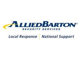 No 5 Alliedbarton Security Services