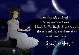 Cute Good Night Quotes Magnificent Good Night Love Quotes Good Night Quote For Him And Her Heart Moon