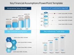 Powerpoint Financial Key Financial Assumptions Powerpoint Template 2 Powerpoint