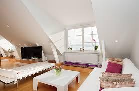 white furniture living room ideas. White Attic Living Room With Wooden Floors Furniture Ideas