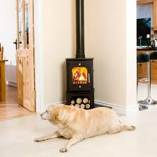 free standing stove. An Image Of A Dog In Front Fiachra Freestanding Stove Free Standing