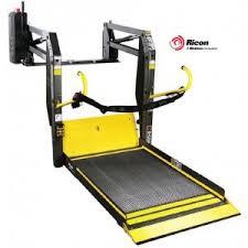 commercial wheelchair lift. Ricon Titanium S Series \u0026 K Se Commercial Wheelchair Lift