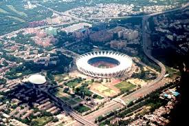 The cvc report also notes that the ministry of youth and sports asked kalmadi not to interfere in the opening and closing ceremonies but the oc ignored it until an uneasy truce was called. Jawaharlal Nehru Stadium Delhi Wikiwand