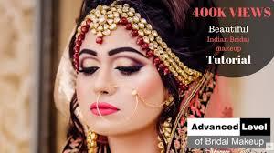 advanced bridal makeup by shweta gaur at shweta gaur makeup artist and academy