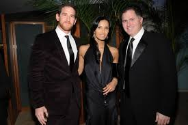 Adam Dell And Padma Lakshmi, Just Friends With Benefits?