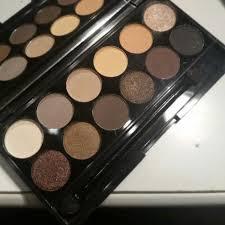 divine eyeshadow palette au naturel sleek makeup au naturel paletka cieni i au naturel 601 noir